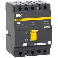 Выключатель автоматический IEK ВА88-33 3Р 35кА 16A SVA20-3-0016