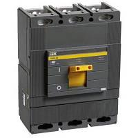 Выключатель автоматический IEK ВА88-40 3Р 35кА 400A SVA50-3-0400