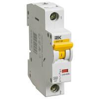 Выключатель автоматический IEK ВА47-60 1p C 6A MVA41-1-006-C