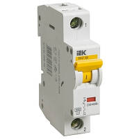 Выключатель автоматический IEK ВА47-60 1p B 6A MVA41-1-006-B