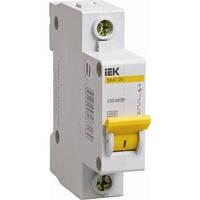 Выключатель автоматический IEK ВА47-29 1p D 1А MVA20-1-001-D