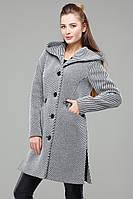 Женское молодежное шерстяное пальто Биргит 46 рр