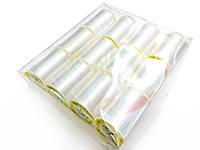 Леска белая 12 шт в упаковке