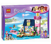 Конструктор Bela серия Friends / Подружки 10540 Маяк в Хартлейк Сити (аналог Lego Friends 41094)