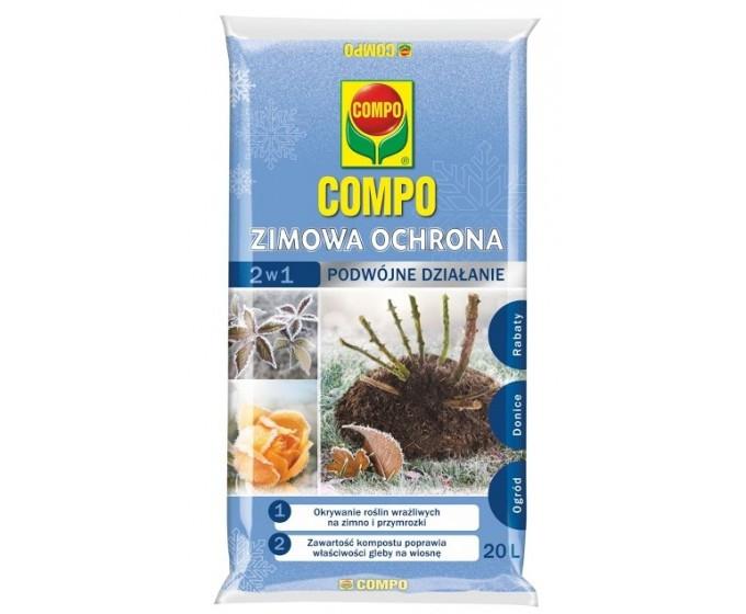 Торфосмесь Compo для зимней защиты,20 л