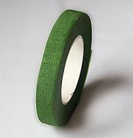 Тейп-лента флористическая темно-зеленая