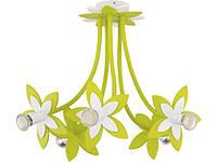 Люстра FLOWERS GREEN - 6901