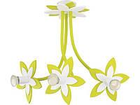 Люстра FLOWERS GREEN - 6898