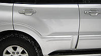 Накладка двери Mitsubishi Pajero Wagon 3, MN117292RH, MN133682HA