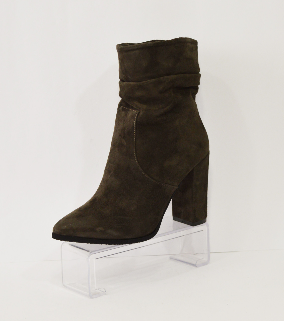 Серые женские ботинки Nivelle
