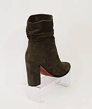 Серые женские ботинки Nivelle, фото 3