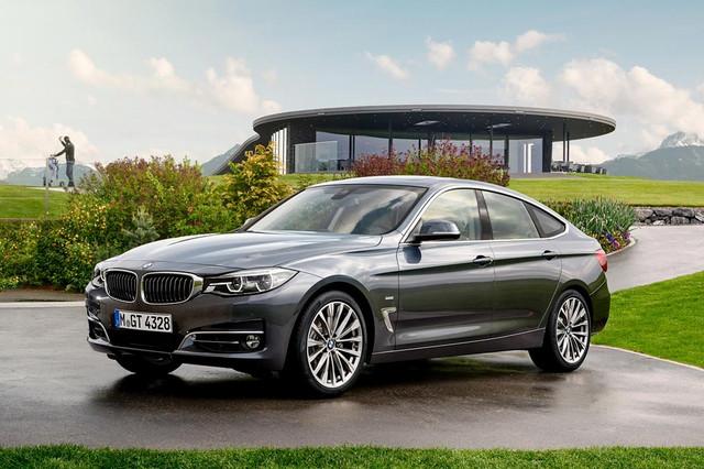 Диски и шины на BMW 3 series F 34