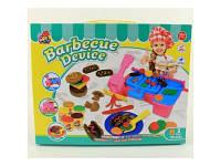 Детский набор для лепки из пластилина барбекю