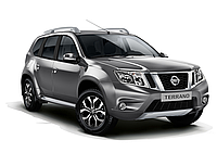 Авточехол на Nissan Terrano