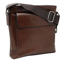 Винтажная удобная мужская сумочка 540900 / Мужская сумка
