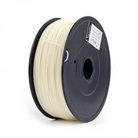 Пластиковый материал филамент gembird ff-3dp-abs1.75-02-nat для 3d-принтера abs 1.75 мм белый