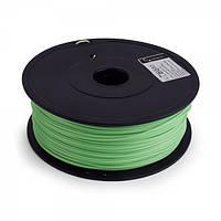 Пластиковый материал филамент gembird ff-3dp-abs1.75-02-g для 3d-принтера abs 1.75 мм зелёный
