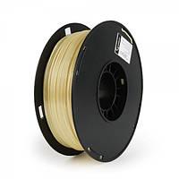 Пластиковый материал филамент gembird 3dp-ps1.75-01-y для 3d-принтера polymer silk 1.75 мм желтый