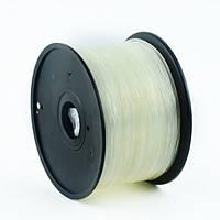 Пластиковый материал (филамент) для 3d-принтера, abs, 1.75 мм, прозрачный