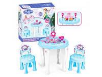 Детский набор мебели голубой