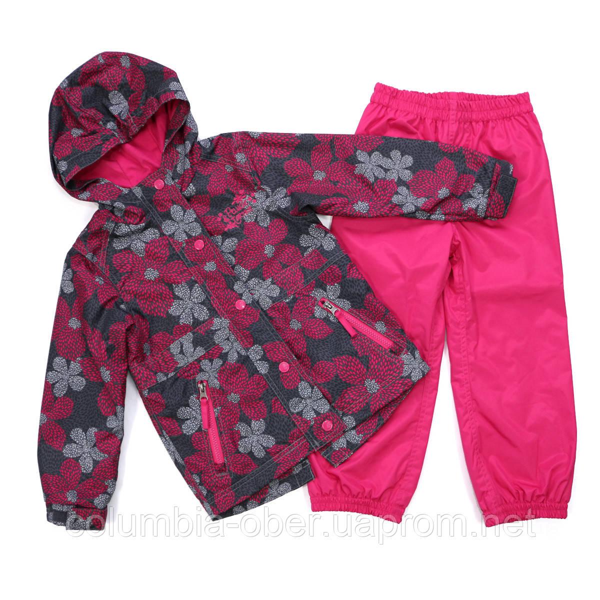Демисезонный комплект для девочки Peluche 72 M S17 Virtual Pink.  Размер  104 и 112.