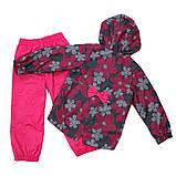 Демисезонный комплект для девочки Peluche 72 M S17 Virtual Pink.  Размер  104 и 112., фото 2