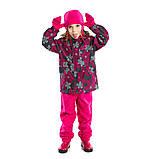 Демисезонный комплект для девочки Peluche 72 M S17 Virtual Pink.  Размер  104 и 112., фото 5