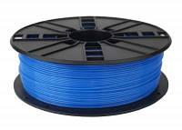 Пластиковый материал филамент gembird для 3d-принтера pla 1.75 мм синий