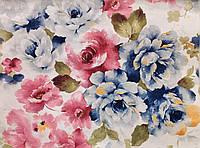 Мебельная ткань Принт Катания 5