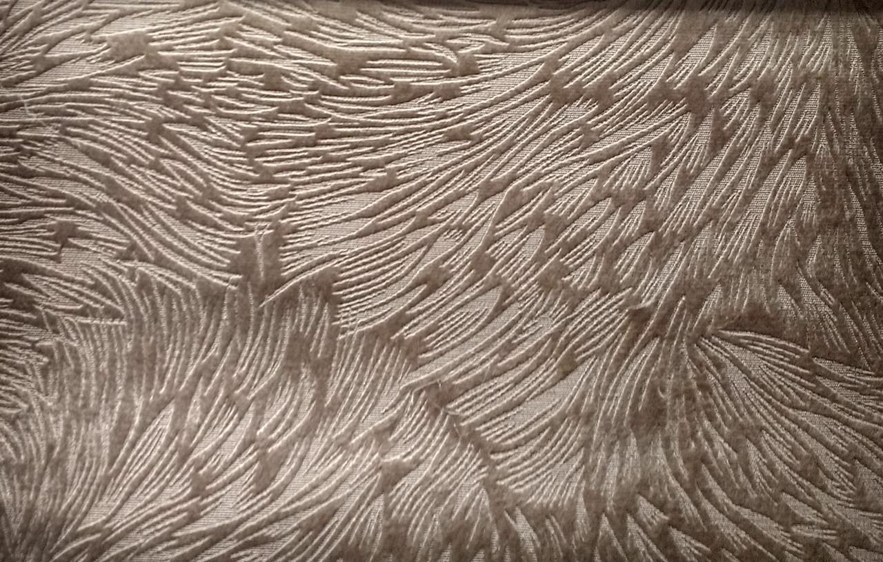 Ткань для обивки мебели Домо какао Domo cacao