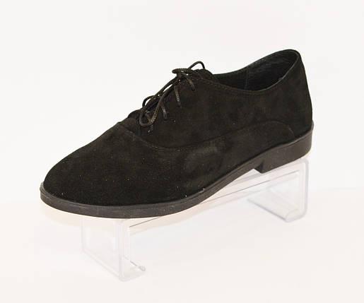 Замшевые туфли Prellesta 814, фото 2