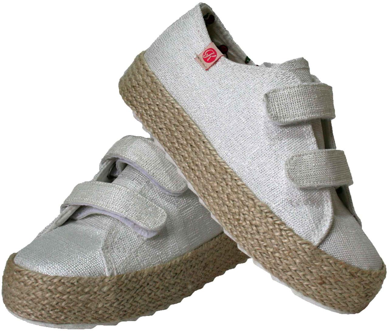 Модные подростковые слипоны для девочек Kylie Польша размеры 27-35