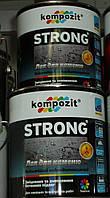 Лак для камня STRONG® Kompozit, 2.7л