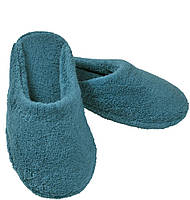 Махровые тапочки Pera от Hamam teal размер 40-41