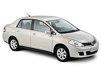 Авточехол на Nissan Tiida sedan 2004-2012