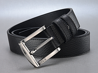 Мужской кожаный ремень. Модель 2147, фото 3