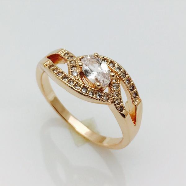 Кольцо Лазурное, размер 17, 19