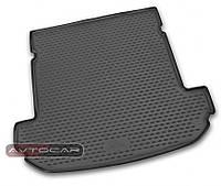 Коврик в багажник KIA SORENTO с 2013- , 7 мест , цвет:черный ,производитель NovLine