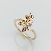 Кольцо Стрекоза, размер 17, 18