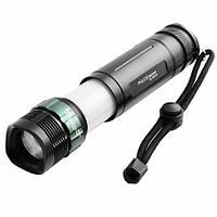Фонарь аккумуляторный POLICE BL-D927A 35000W XPE ЗУсеть 3реж zoom для кемпинга
