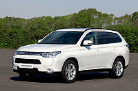 Авточехол Mitsubishi outlander 3 c 2012г