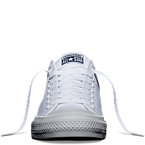 Кеды Converse All Star II Low Chuck Tailor Lunarlon белые топ реплика, фото 3