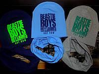 Трикотажный комплект для мальчика р. 50-56 серый,голубой