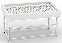 Стол для рыбы SDI-1.3/1.0 Orest (витрина рыба на льду)