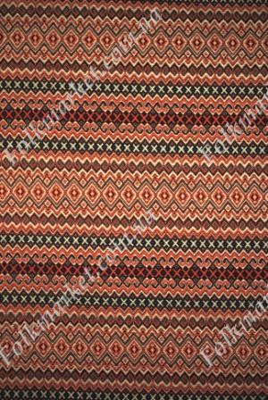 Ткань с украинским орнаментом Жасмин