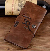 Мужской бумажник клатч Bailini Long, фото 1