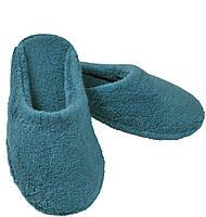 Махровые тапочки от Hamam Pera TEAL размер 42-43 голубые