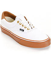 Кеды мужские Vans Era Classic Gum White белые