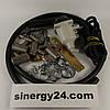 Предпусковой подогрев двигателя Старт-М 2 квт. с бамперным  разьемом