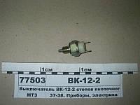 Выключатель ВК-12-2  стопов кнопочного типа (пр-во Экран Беларусь)